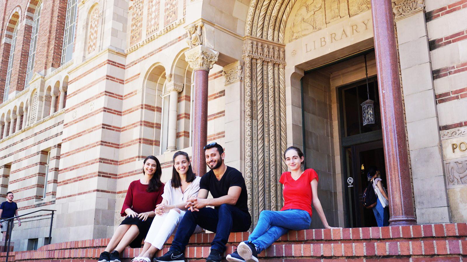 UCLA/Tel Aviv University Student Exchange Program