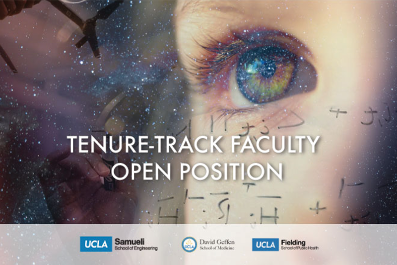 New Faculty position