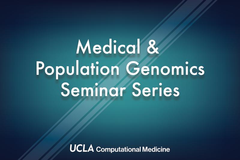 MPG Seminar Series