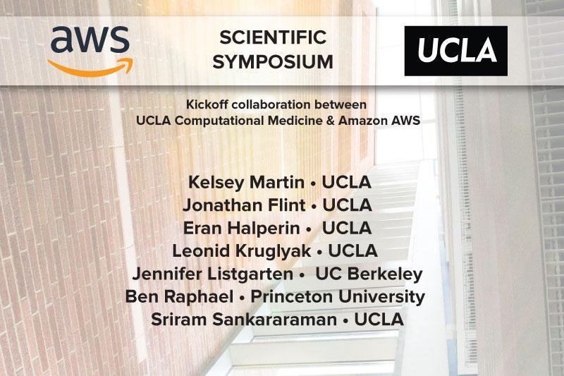 AWS/UCLA Scientific Symposium