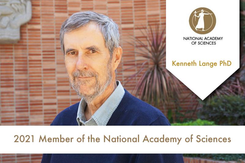 Ken Lange Ph.D. NAS