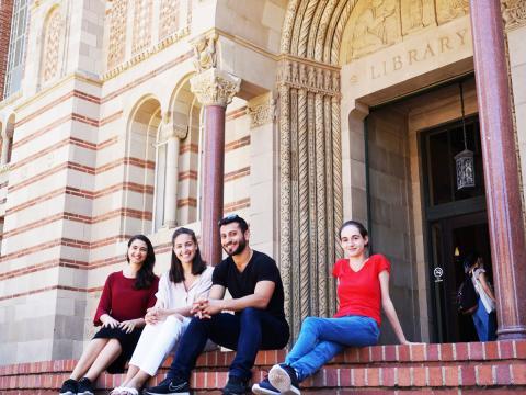 Tel Aviv University Students